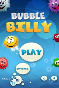 Bubble Billy for iPhone
