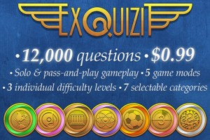 ExQuizit for iPhone