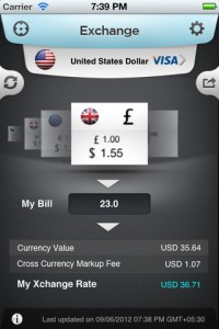 Exact Exchange for iPhone