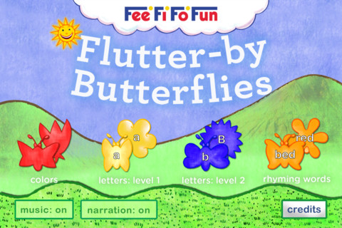 Flutter-by Butterflies iPhone App Review