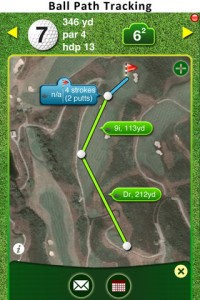 GolfSites for iPhone