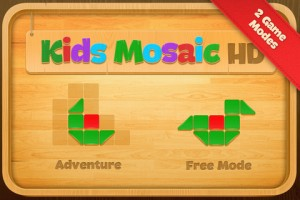 Kids Mosaic HD for iPhone