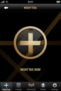 NightTag for iPhone