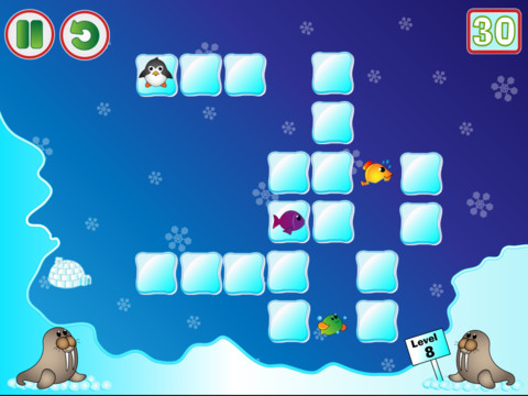 Pins Penguin Puzzler HD iPad App Review