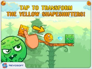 Shape Shifters HD for iPad