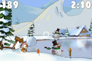 Snowmen Story for iPhone