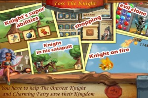 Toss the Knight for iPhone