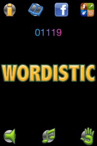 Wordistic for iPhone
