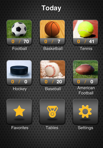 betscores iPhone App Review