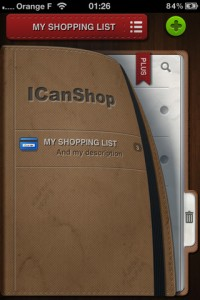 iCanShop for iPhone