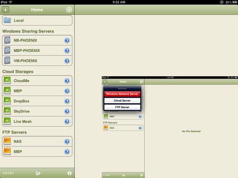 iExplorer HD iPad App Review