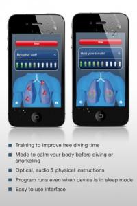 Apnea Trainer for iPhone