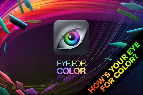 Eye For Color iPhone App Review