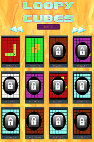 Loopy Cubes iPhone App Review