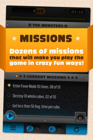 Monster Cube iPhone App Review
