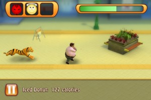 Run Fatty Run for iPhone