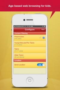 SmyleSafe for iPhone