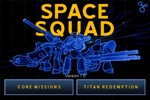Space Squad iPhone App Review