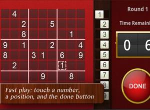 Sudoku PDQ for iPad