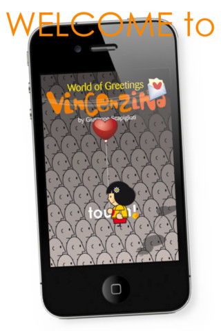 Vincenzina's World of Greetings iPhone App Review