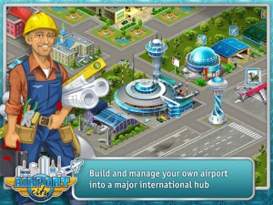 Airport City HD for iPad