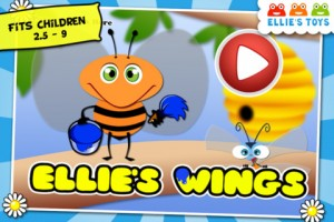 Ellie's Wings for iPhone