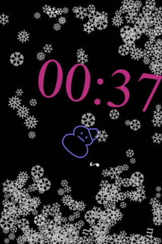 Free Clock iPhone App Review