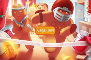 Ginger Run for iPhone