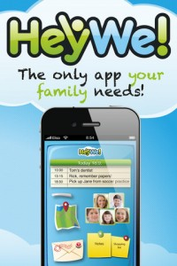 HeyWe! for iPhone