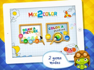 Mix 2 Color for iPad