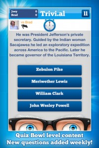 Trivial for iPhone