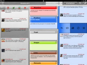 Tweet Category for iPad