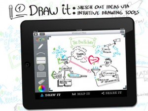WhiteBoard Mojo for iPad