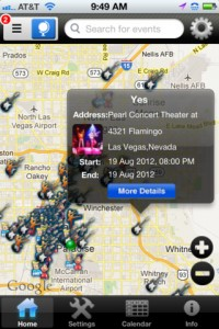 Eventsions for iPhone