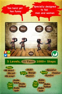 Idiot Test Pro for iPhone