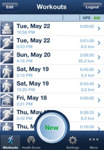 Quentiq Tracker for iPhone
