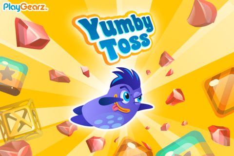 Yumby Toss iPhone App Review