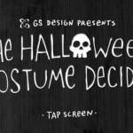 Costume Decider