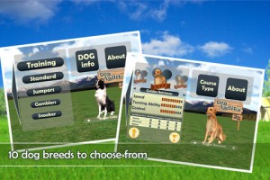 Dog Agility 3D for iPhone