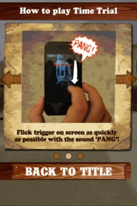 Gun Fighter for iPhone