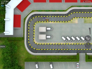 SlotCar Mania HD for iPad