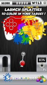 Splatrpult for iPhone