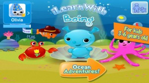 iLearn With Boing Ocean Adventures