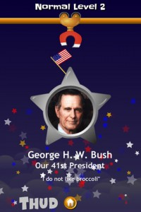 thud2 200x300 Challenge Your History and Politics Knowledge with Thud! Presidents
