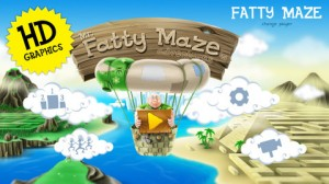Fatty Maze's Adventures for iPhone