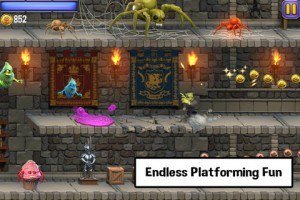 Monster Crew for iPhone 1 300x200 Monster Crew: Spooky Platforming, Scary Fun