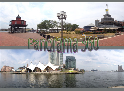 Panorama 360 iPhone App Review