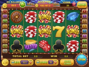 Slot Bonanza HD for iPad