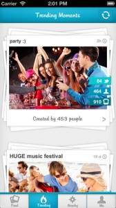 moment me ss2 168x300 Moment.me: an Amazing Social Networking App