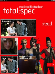 totalspec HD for iPad